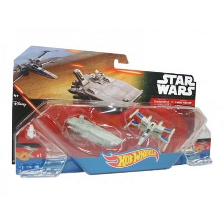 Nave Espacial Star Wars - Hot Wheels - Envío Gratuito