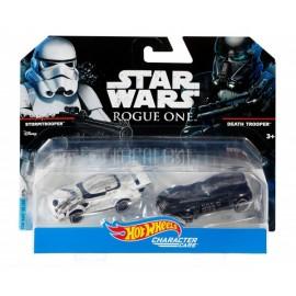 Autos personalizados Star Wars