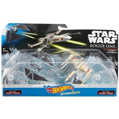 Star Wars Rogue One Paquete de Dos Naves Espaciales - Envío Gratuito