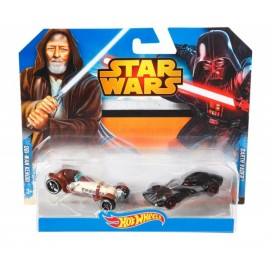 HW-Star Wars 2 Pack Vehículos
