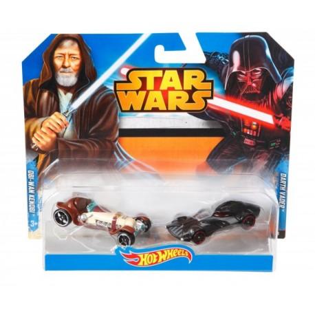 HW-Star Wars 2 Pack Vehículos - Envío Gratuito