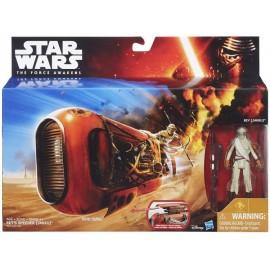 Surtido de Vehiculo y Figura Star Wars