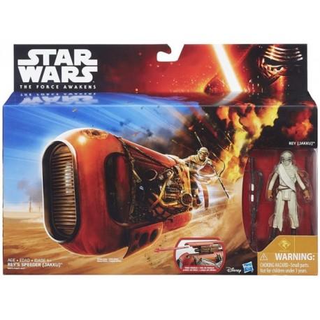Surtido de Vehiculo y Figura Star Wars - Envío Gratuito
