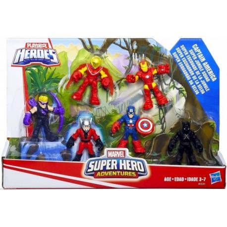 Escuadron Super Heroes - Envío Gratuito