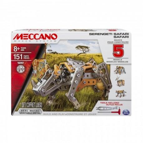 Meccano Set Safari - Envío Gratuito