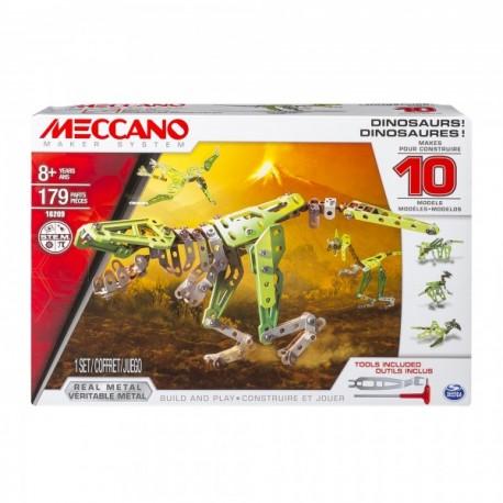 Meccano Set de Dinosaurios - Envío Gratuito