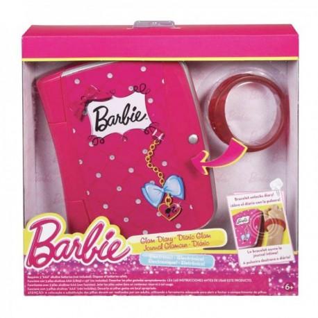 Barbie Diario Glam - Envío Gratuito