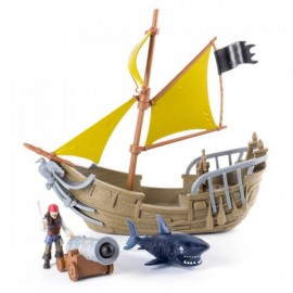 Barco Jack Sparrow - Piratas del Caribe