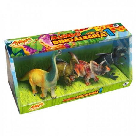 Mundo Dinoalegría 1 - Envío Gratuito