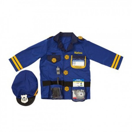 Disfraz de Policia - Envío Gratuito
