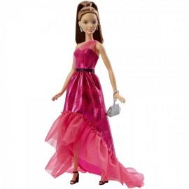 Barbie Vestidos de Gala Rosa - Envío Gratuito