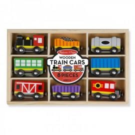 Set de Vagones de Tren