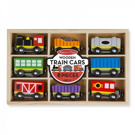 Set de Vagones de Tren - Envío Gratuito