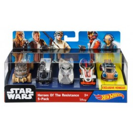 HW- Star Wars 5 Pack