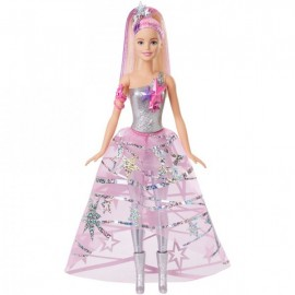 Barbie Vestido Galactico - Envío Gratuito