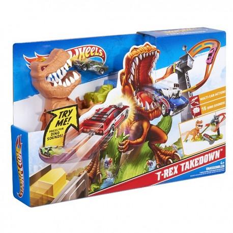 Pista Duelo de T Rex - Envío Gratuito