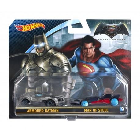 2 Pack Superman vs Batman - Envío Gratuito