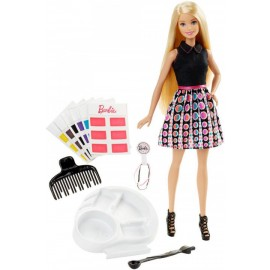 Barbie Estudio de Colores