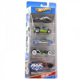 HW 5 Pack Max Steel