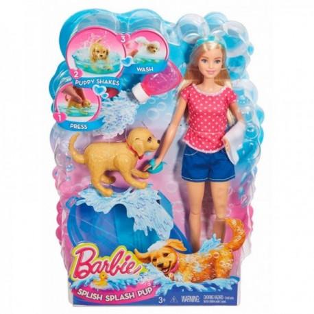 Barbie Baño de Perritos - Envío Gratuito