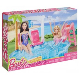 Piscina Barbie Glam