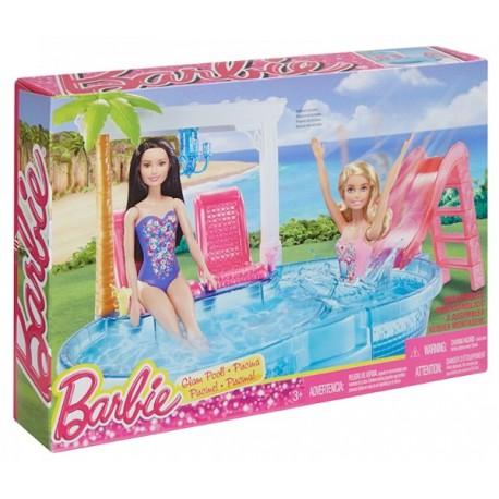 Piscina Barbie Glam - Envío Gratuito
