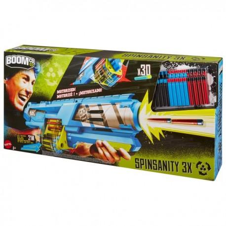 BoomCo Spinsanity 3X - Envío Gratuito