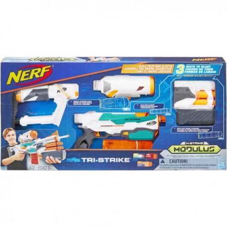 Nerf Modulos Tri - Strike - Envío Gratuito