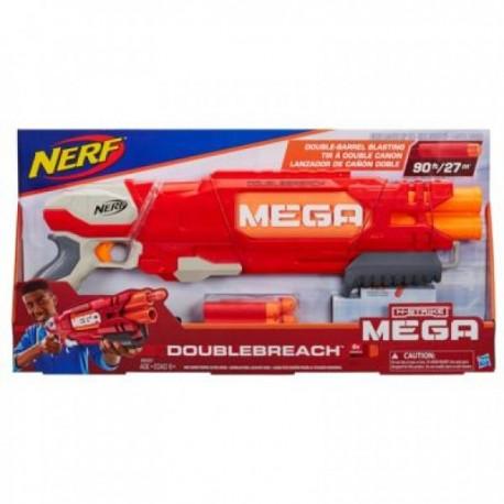 Nerf - Mega DoubleBreach - Envío Gratuito
