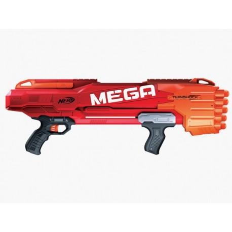 Mega Twinshock - Nerf - Envío Gratuito