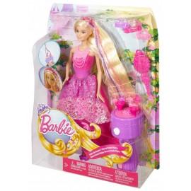 Barbie Peinados Magicos de Princesa - Envío Gratuito