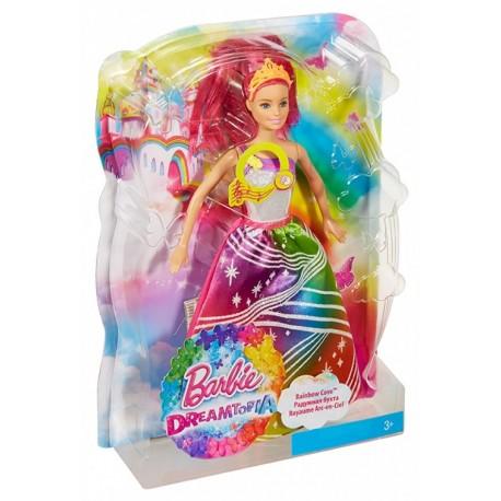 Barbie Princesa - Reino de Arcoiris - Envío Gratuito