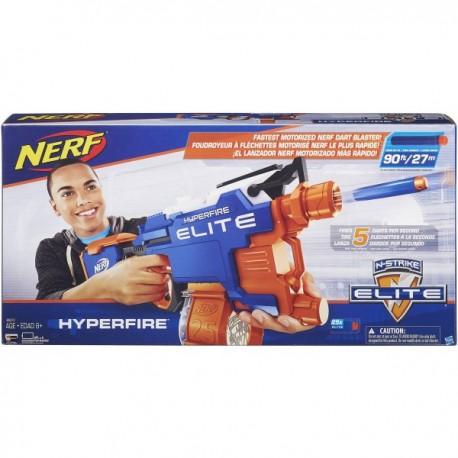 Nerf Hyperfire - Envío Gratuito