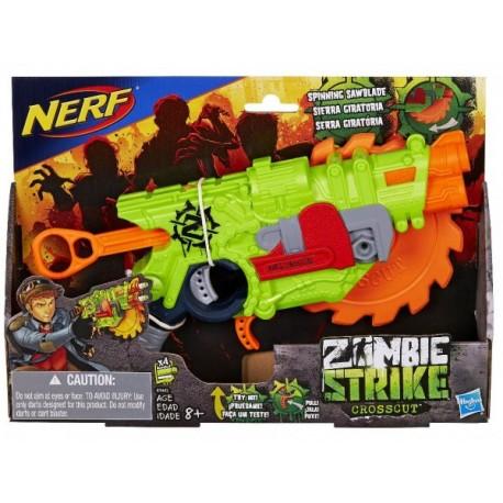Nerf Zombie Strike-Crosscut - Envío Gratuito