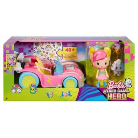 Vehiculo Virtual - Barbie - Envío Gratuito