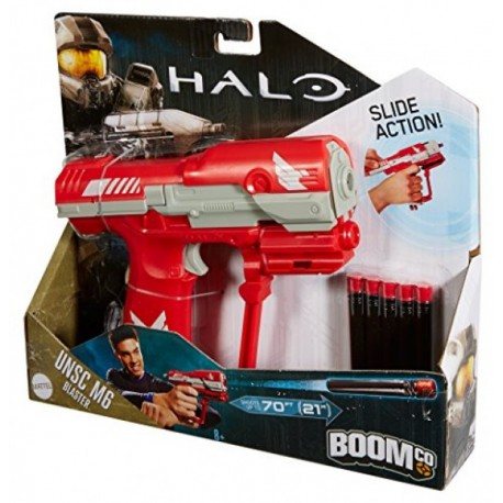 Halo- UNSC M6 Blaster - Envío Gratuito