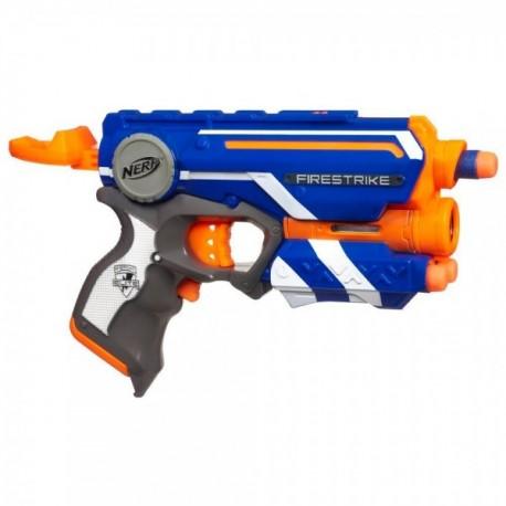 Nerf Elite Pistola Firestrike - Envío Gratuito