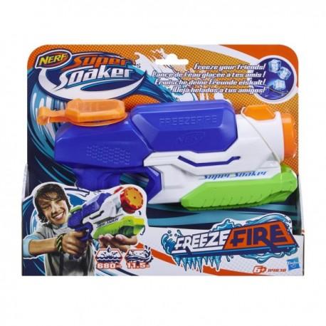 Super Soaker Freezefire - Envío Gratuito