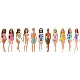 Barbie Surtido de Playa - Mattel - Envío Gratuito