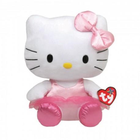 Peluche Hello Kitty - 6 pulgadas - Envío Gratuito