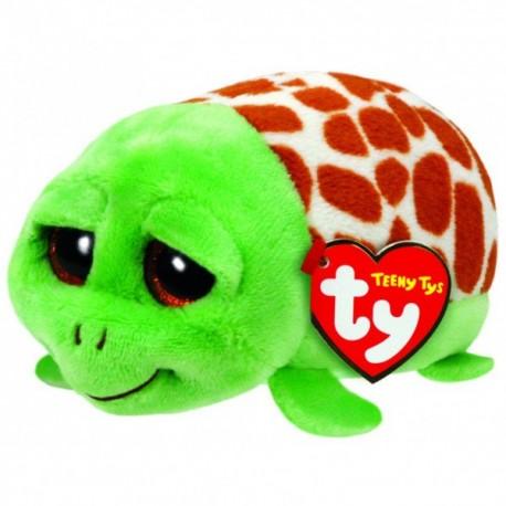 Peluche Teeny Ty TurtleGreen - Envío Gratuito