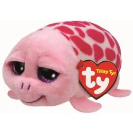 Peluche Teeny Ty Turtle Pink