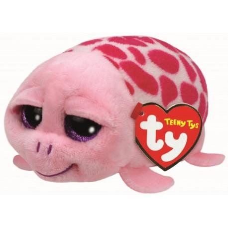 Peluche Teeny Ty Turtle Pink - Envío Gratuito