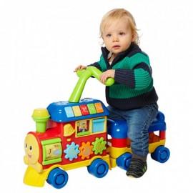 Tren Montable Musical - Envío Gratuito