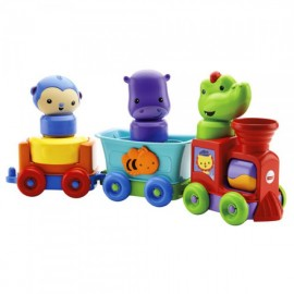 Safari Tren de Animalitos Fisher Price - Envío Gratuito