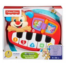 F-P Rie y Aprende Perrito Piano De Aprendizaje - Envío Gratuito