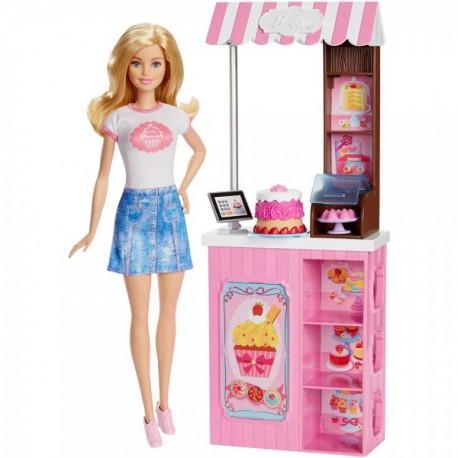 Pasteleria de Barbie - Mattel - Envío Gratuito