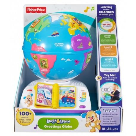 Ríe y Aprende - Globo de Aprendizaje - Envío Gratuito