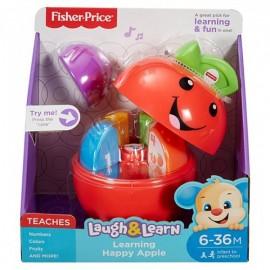 Manzana de Aprendizaje - Fisher Price - Envío Gratuito