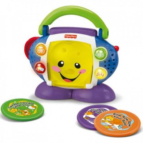 F-P Aprendizaje Toca CD Canta Conmigo - Envío Gratuito
